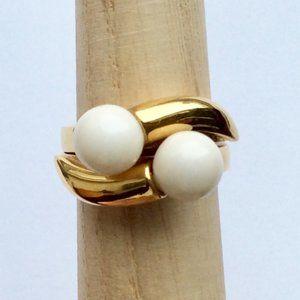 Gold Duo Rings